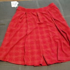 Lulaore madison skirt NWT large